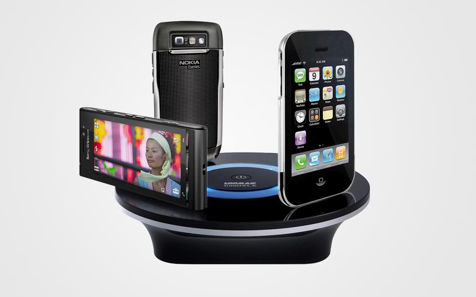 西诺-桌面充电器