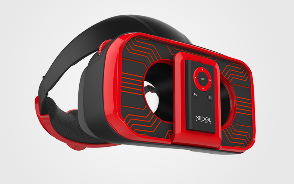 米多 VR眼镜